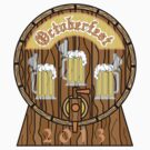 Oktoberfest 2013 by HolidayT-Shirts