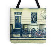 Cambridge Bicycles Tote Bag