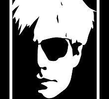 Andy Warhol King Of Pop by Celticana
