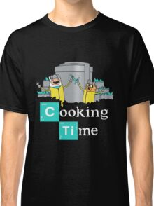 Adventure Time Cooking Time Classic T-Shirt