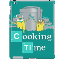 Adventure Time Cooking Time iPad Case/Skin