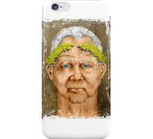 Senator Spurius iPhone Case/Skin