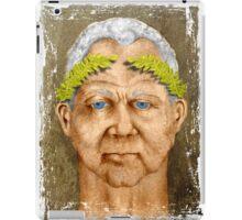 Senator Spurius iPad Case/Skin