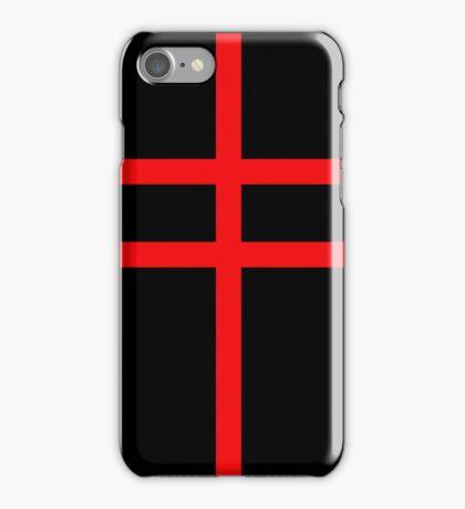 V for Vendetta Norsefire flag iPhone Case/Skin