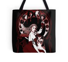 "Chasing the ""V"" Fairy- True Blood Parody Tote Bag"