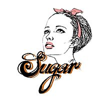 Sugar Photographic Print