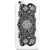 Dice Deco D20 iPhone Case/Skin