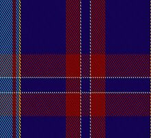 01330 Union Memorial Tartan Fashion Print Iphone Case by Detnecs2013