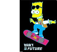 Bart to the Future by jeffaz81