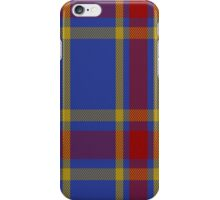 01336 UEFA (Glasgow) Tartan Fabric Print Iphone Case iPhone Case/Skin