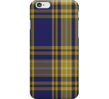 01343 University of North Carolina Greensboro Tartan Fabric Print Iphone Case iPhone Case/Skin