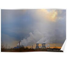 (New) Power station Didcot1 Poster
