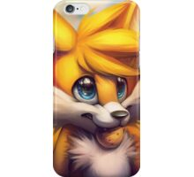 Sonic the Hedgehog Fan Art - Tails iPhone Case/Skin