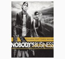 Rihanna and Chris. Nobody's Business  by HcoJontonio
