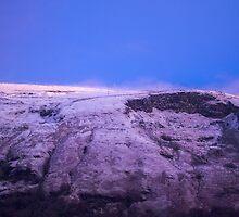 Blue Sky by David Brandon