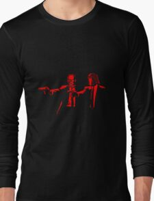 Pulp Cobra (red version) Long Sleeve T-Shirt