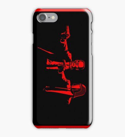 Pulp Cobra (red version) iPhone Case/Skin