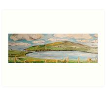 Dingle Bay, Kerry Ireland, Panel 1  Art Print