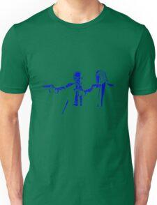 Pulp Cobra (Blue Version) Unisex T-Shirt