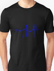 Pulp Cobra (Blue Version) Unisex T-Shirt