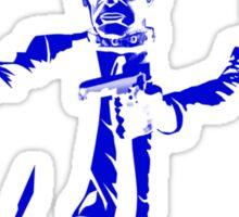 Pulp Cobra (Blue Version) Sticker