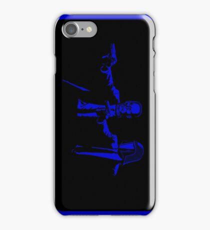 Pulp Cobra (Blue Version) iPhone Case/Skin