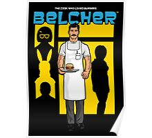 The Cook Who Loved Burgers Poster