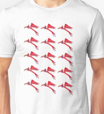 Los Pajaros Unisex T-Shirt