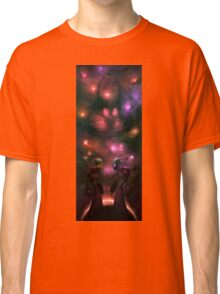 Invader Zim Fan Art - Almighty Tallest Red & Purple Classic T-Shirt