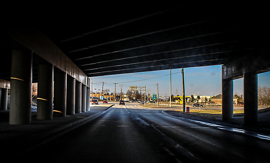 Under the Bridge by Nevermind the Camera Photography