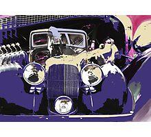 V12 Lagonda Photographic Print