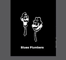 Blues Pumbers by jeffaz81