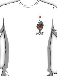 i-brow design: ( i-ache ) T-Shirt