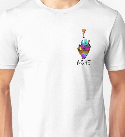 i-brow design: ( i-ache ) Unisex T-Shirt