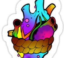 i-brow design: ( i-ache ) Sticker