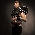 Gridiron Girl by MissFrosty