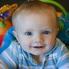 The Sparkle in Your Baby Blues by Mikell Herrick