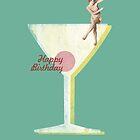 Cocktail Dancer by rperrydesign