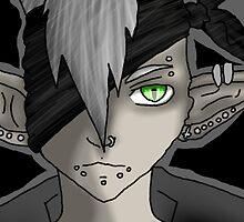 Anime OC by CameronVOrcus
