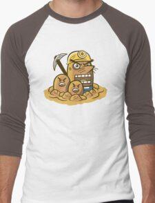 Mr. Resettrio Men's Baseball ¾ T-Shirt