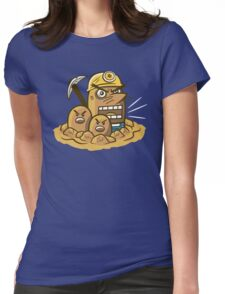 Mr. Resettrio Womens Fitted T-Shirt
