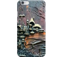 Industrial Port-part 1 iPhone & iPod Cases by rafi talby iPhone Case/Skin
