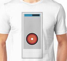 Hal 9000 Minimalist Monkey Unisex T-Shirt