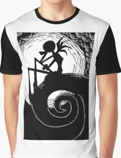 Jack Skellington - A Nightmare Before Christmas Graphic T-Shirt