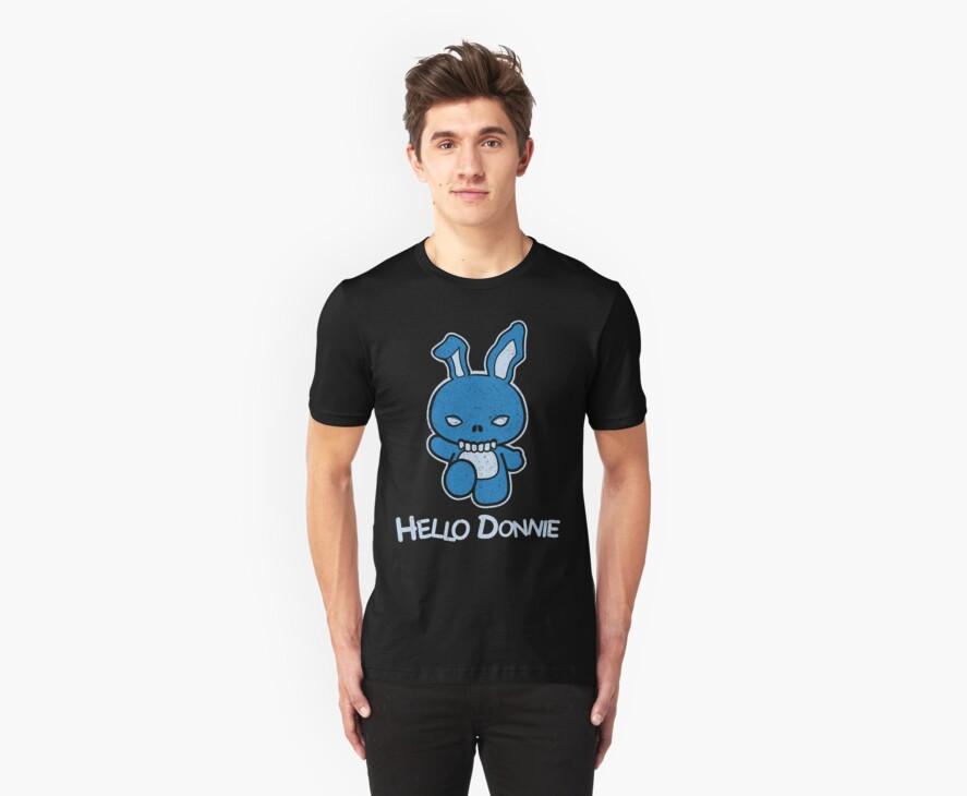 Hello Donnie by Ratigan
