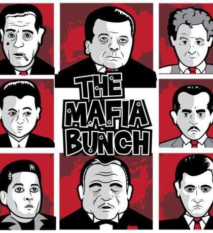 The Mafia Bunch Sticker