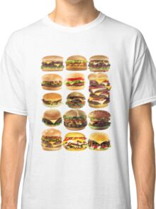 Cheese buger Classic T-Shirt