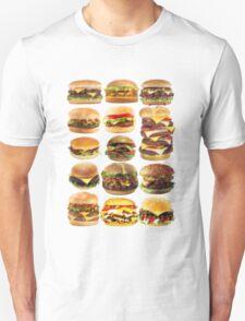 Cheese buger Unisex T-Shirt