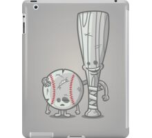 Bat-tered iPad Case/Skin