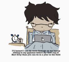 Q In Pyjamas by Jo Alfie Wimborne